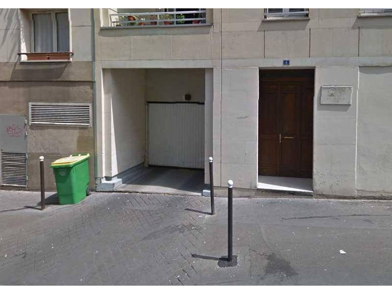 Location de parking - Paris 13 - Saint-Etienne-Arrousets