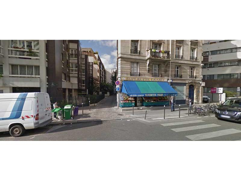 Location de parking - Paris 12 - Jules Ferry