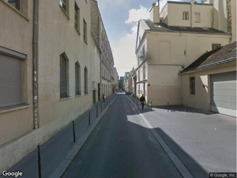 Vente de parking - Paris 4 - 34 rue du Petit Musc