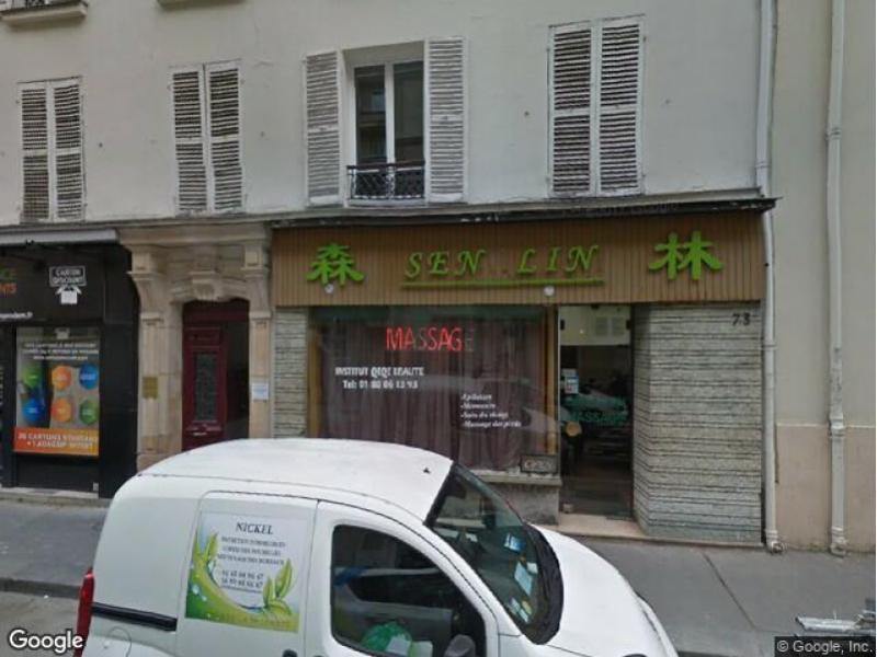 Location de parking - Paris 15 - 73 rue Fondary
