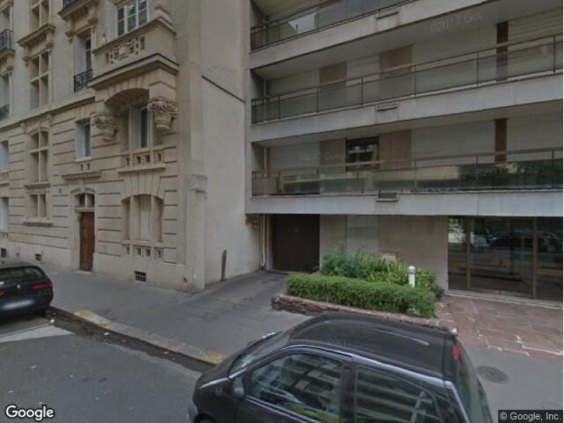 place de parking louer paris 75016 15 rue erlanger. Black Bedroom Furniture Sets. Home Design Ideas