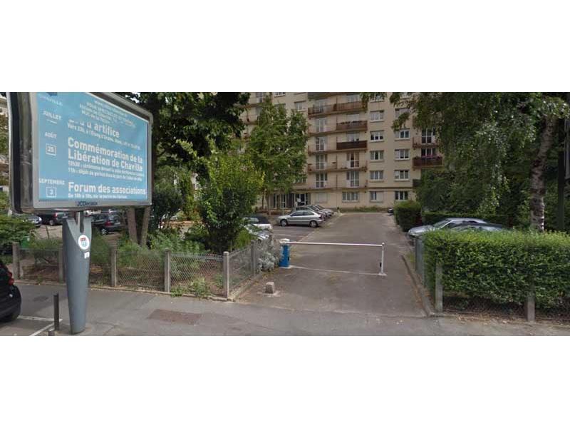 Place de parking à louer - Chaville 92370 -  - 63,55 euros - 115-137 Avenue Roger Salengro,  Chaville, France