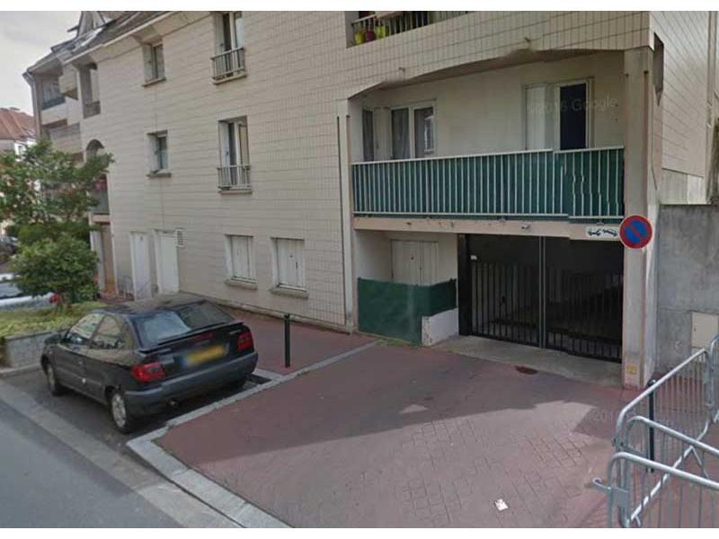 Location de parking - Clamart - Iris No 0102