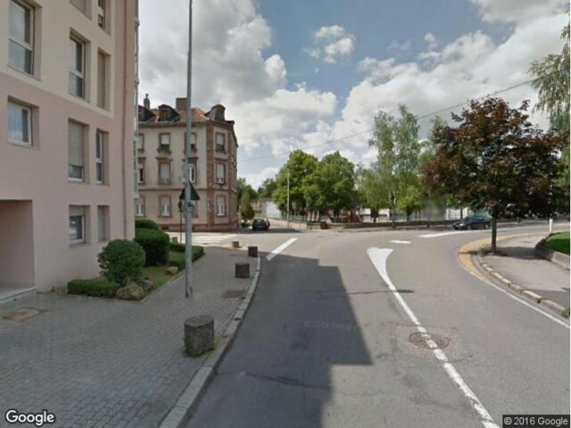 Location de garage - Sarreguemines - 9 rue Jacques Roth
