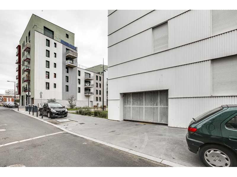 Location de parking - Saint-Denis - La Glaciere