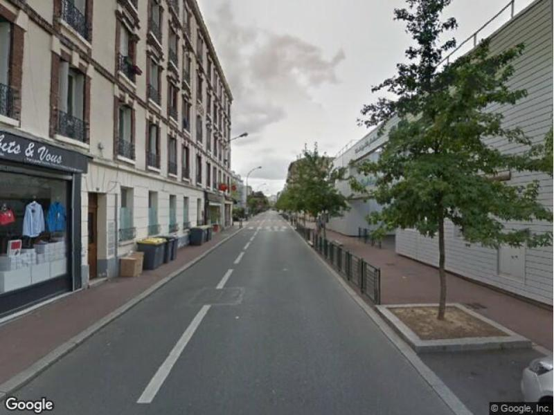 Location de garage - Suresnes - rue de Verdun