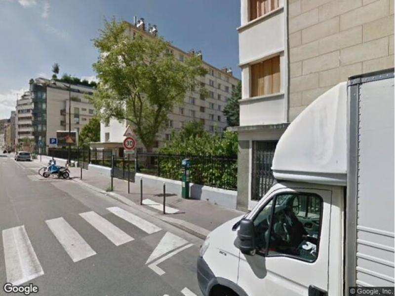 Place de parking à louer - Paris 75014 - Rue du Père Corentin, 75014 Paris, France