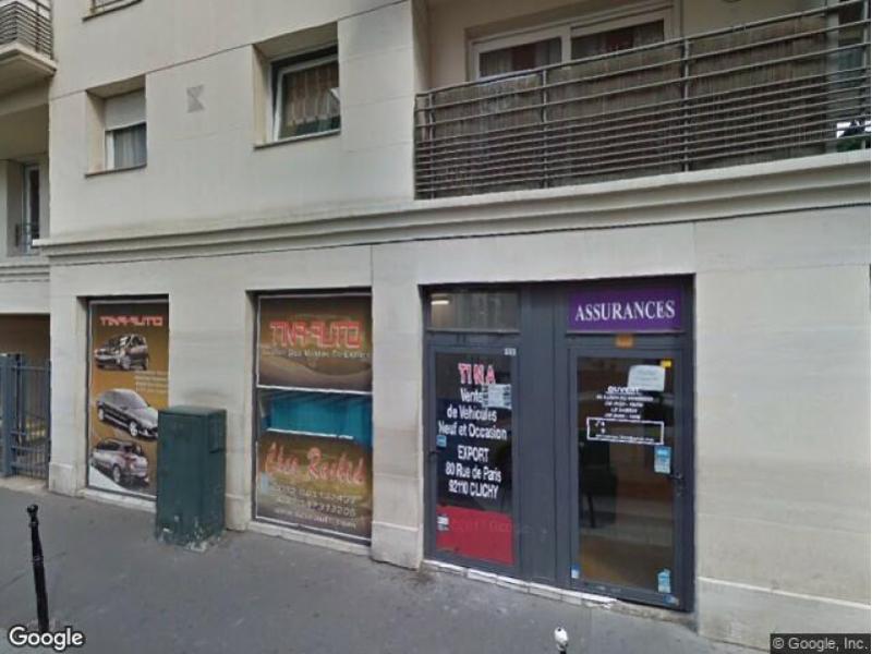 place de parking louer clichy 80 rue de paris. Black Bedroom Furniture Sets. Home Design Ideas