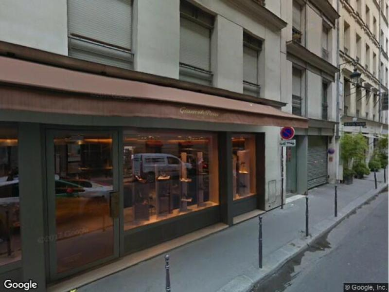 Location de parking - Paris 1 - 40 rue du Mont Thabor