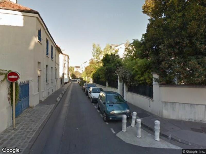 place de parking louer courbevoie rue barb s. Black Bedroom Furniture Sets. Home Design Ideas