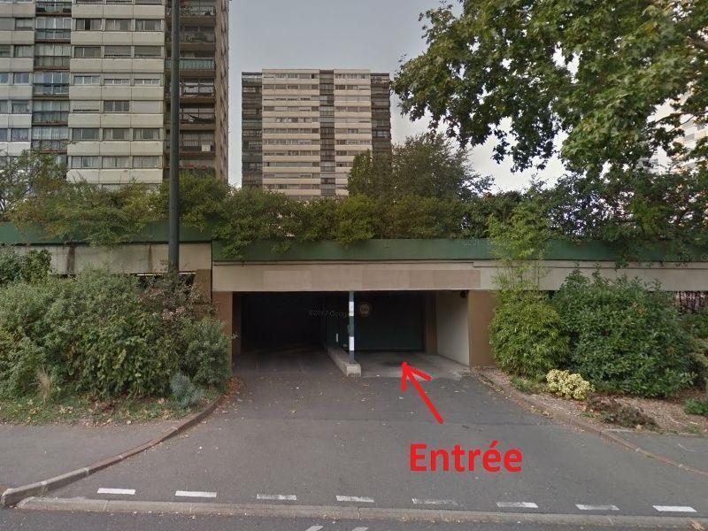 Place De Parking A Louer Fontenay Sous Bois 94120 2 Rue Paul