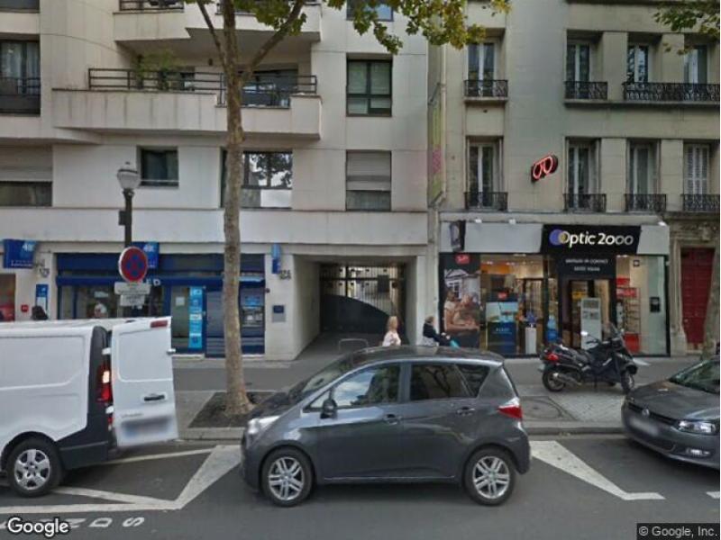 place de parking louer boulogne billancourt 175 boulevard jean jaur s. Black Bedroom Furniture Sets. Home Design Ideas