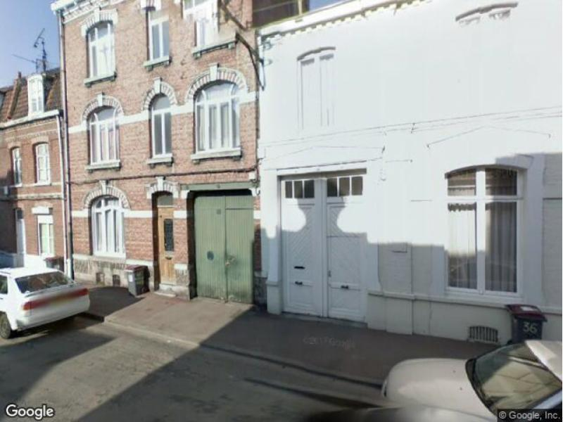 Place de parking à louer - Lille - 38 rue Vergniaud