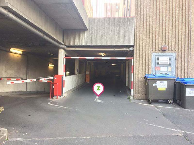 Location parking gare noisy le sec noisy le sec garage for Garage mini noisy le sec