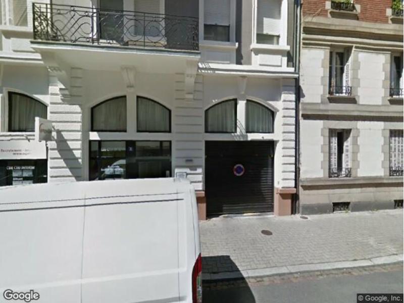 place de parking louer strasbourg 67000 3 rue de sarreguemines. Black Bedroom Furniture Sets. Home Design Ideas
