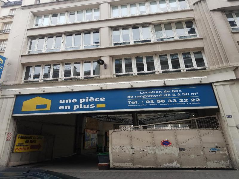 Place de parking à vendre - Paris 17 - rue Cardinet