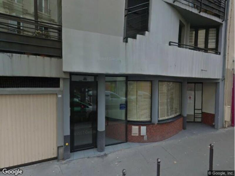 Location de parking - Paris 12 - 36 rue Traversière