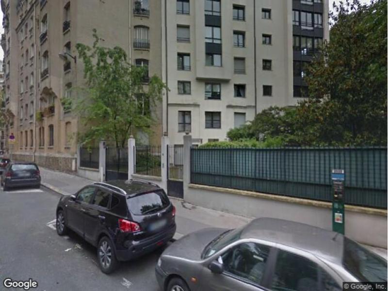 place de parking vendre paris 75016 4 rue narcisse diaz. Black Bedroom Furniture Sets. Home Design Ideas