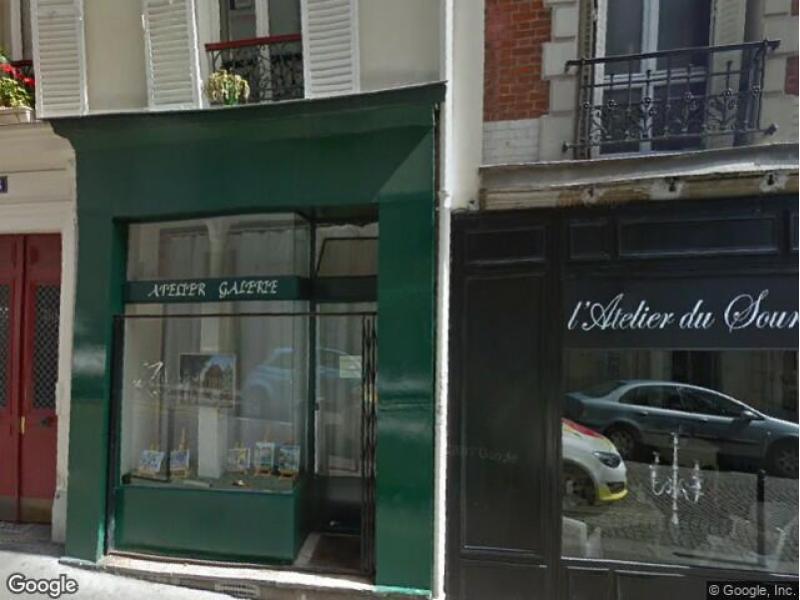 place de parking louer paris 18 8 rue coustou. Black Bedroom Furniture Sets. Home Design Ideas