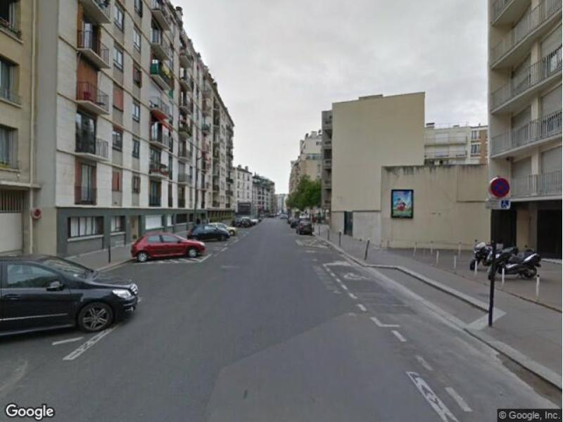 parking louer paris 15 rue des fr res morane. Black Bedroom Furniture Sets. Home Design Ideas