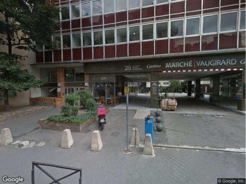 Location de parking - Paris 15 - 31 rue Falguière