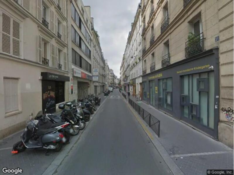 Vente de parking - Paris 10 - rue Lucien Sampaix