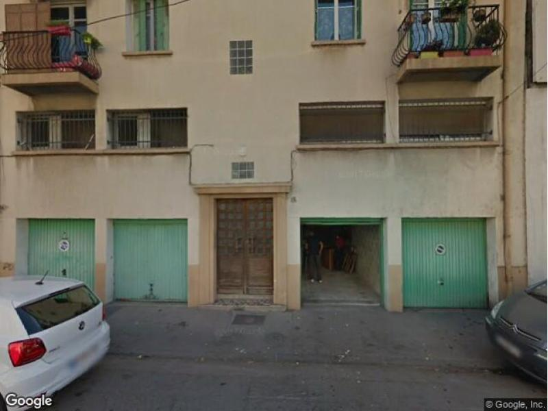 Location de garage marseille 3 16 traverse du bachas for Location garage marseille 7eme