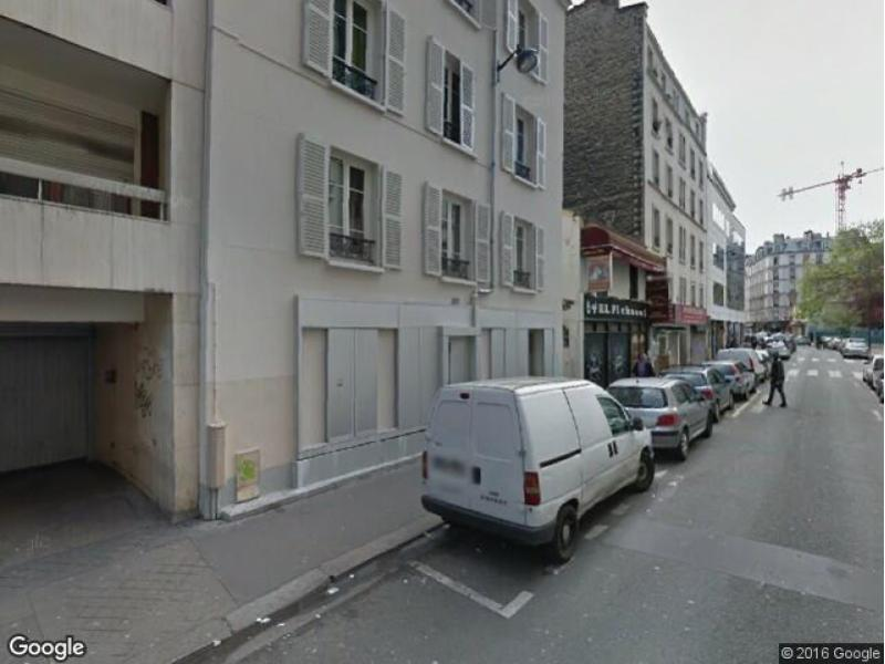 Place de parking à louer - Paris 75018 - 52 Rue Letort, 75018 Paris, France