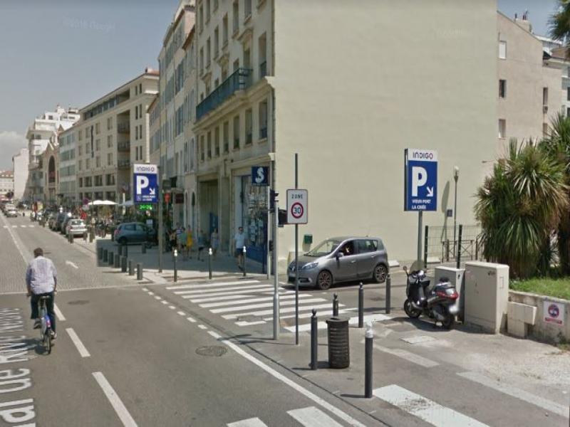 Abonnement Parking OPnGO 38 Quai de Rive Neuve, 13007 Marseille, France
