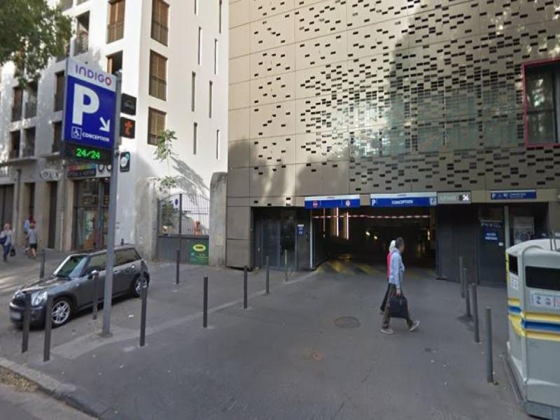 Abonnement Parking OPnGO 145 Boulevard Baille, 13005 Marseille, France