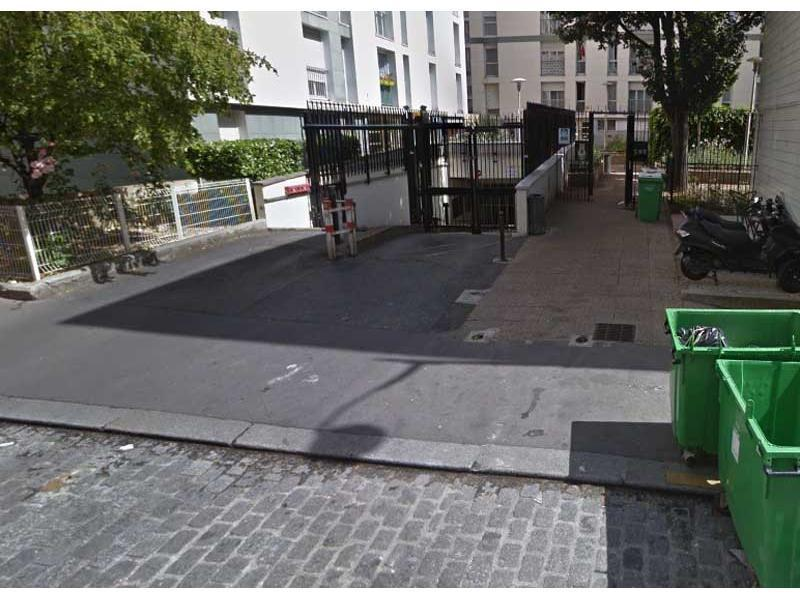 Place de parking à louer - Paris 75014 - 18 Rue de l'Eure,  Paris, France - 100,9 euros
