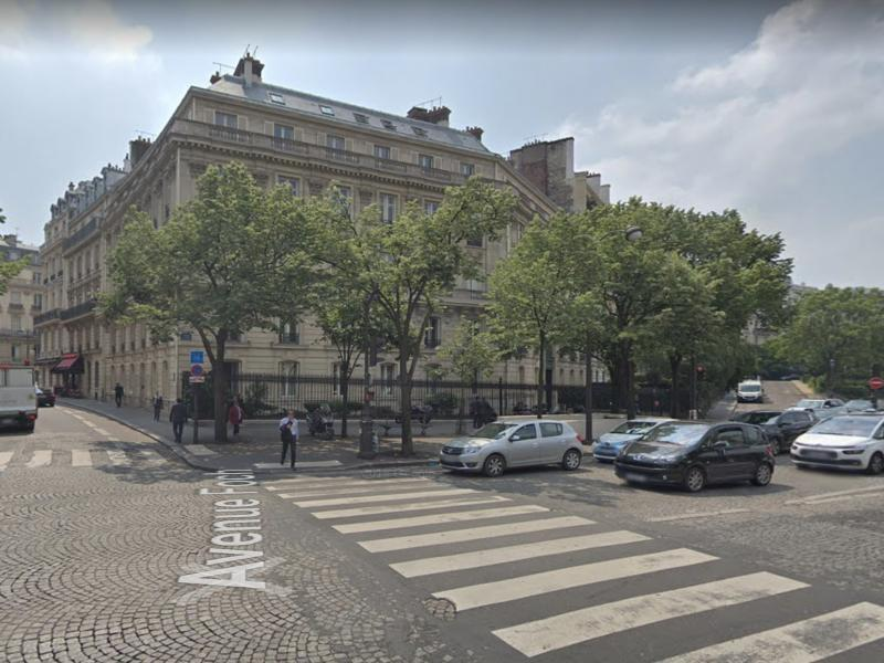 Location de parking - Paris - avenue Foch