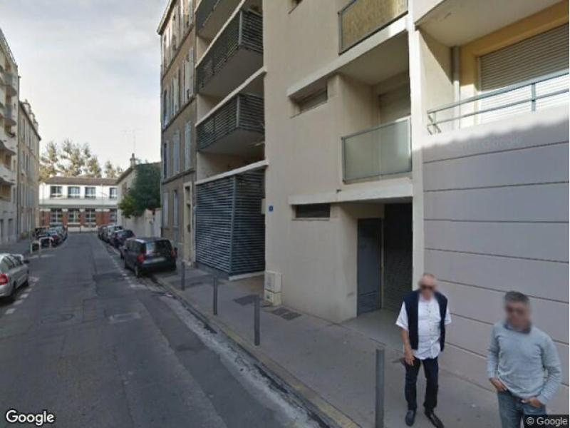 Location de parking - Marseille 5 - 7 rue Rousseau