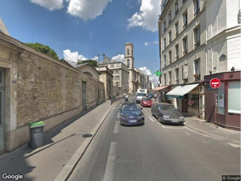 Location de parking - Paris 5 - rue des Ursulines