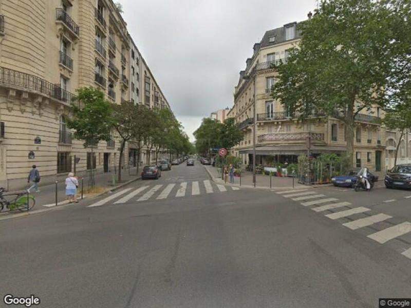 Location de garage - Paris 16 - Chartrons-Grand-Parc