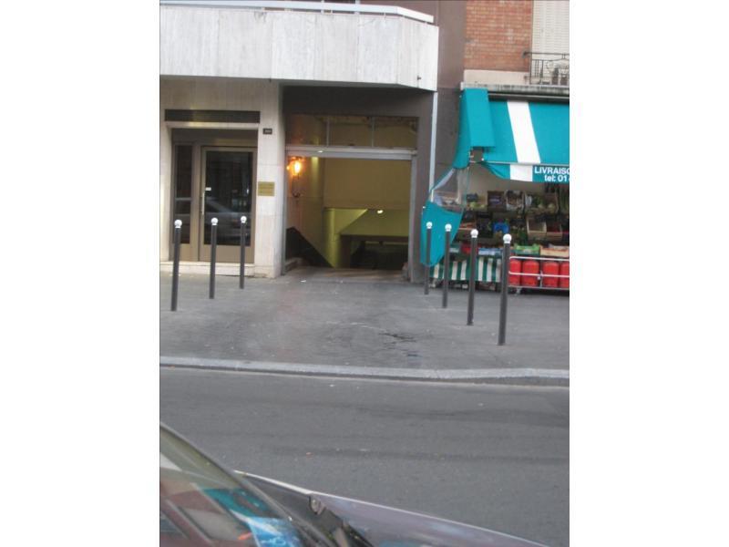 Parking louer paris 20 les hauts de belleville - Clinique les maussins porte des lilas ...