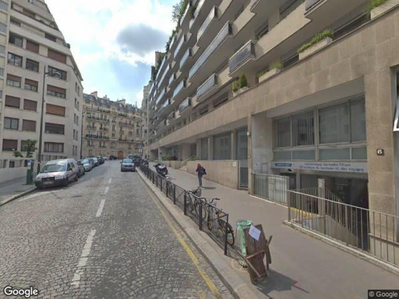 Location de box - Paris 16e Arrondissement 16 - Muette