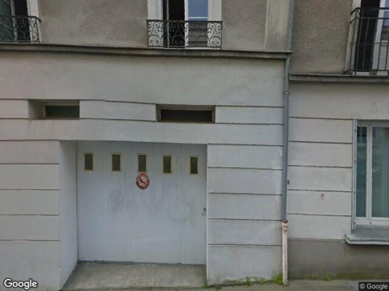 place de parking louer nantes 20 rue auguste brizeux. Black Bedroom Furniture Sets. Home Design Ideas