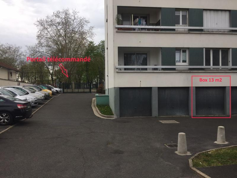 Location de garage - Bezons - Val Sud