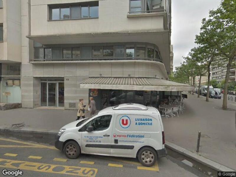 Location de parking - Paris 15e Arrondissement 15 - 26 rue de la Fédération