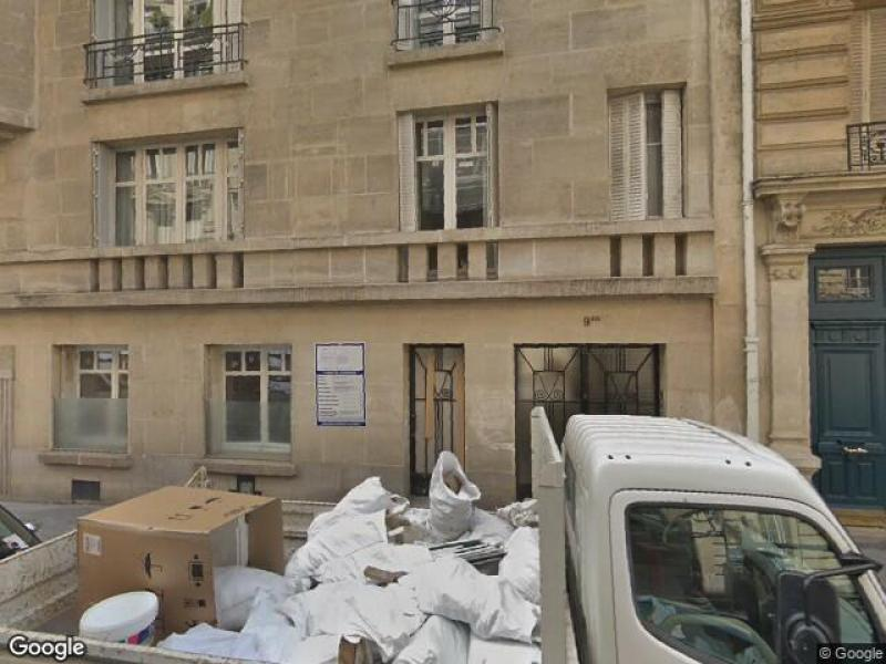 Location de parking - Paris 16 - 11 bis Rue de Magdebourg