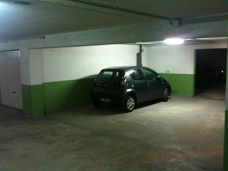 Location de parking - Le Port-Marly - 23 route de Versailles