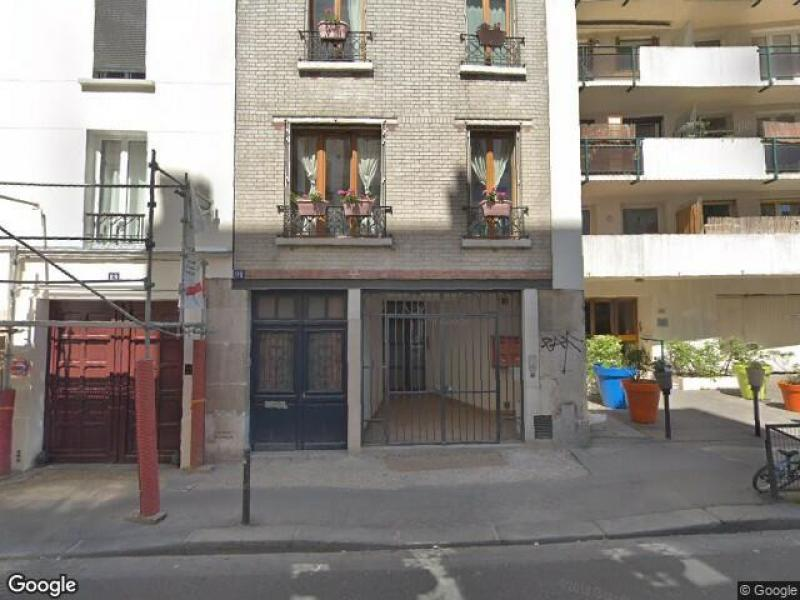 Place de parking à louer - Paris 75020 -  - 90 euros - 93 Rue de Bagnolet, Paris 20e Arrondissement, Île-de-France, France