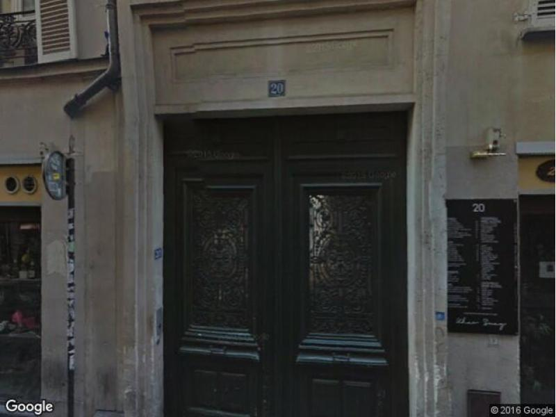 Place de parking à louer - Paris 75011 - 20 Rue de Lappe, 75011 Paris, France - 125 euros