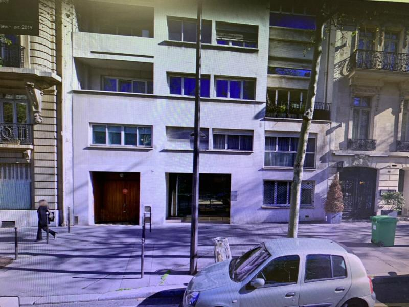 Location de parking - Paris 17 - 24 avenue de Villiers