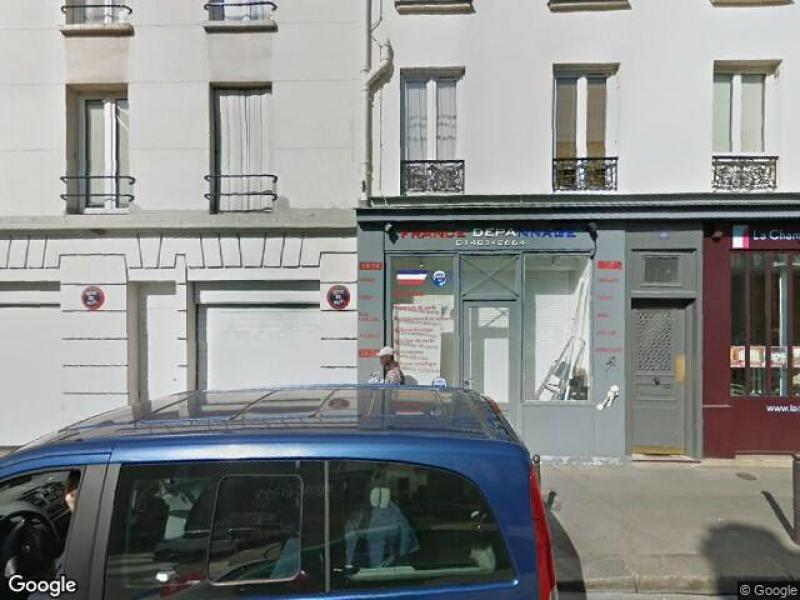 Place de parking à louer - Paris 75011 - 40 Rue Richard Lenoir, Paris 11e Arrondissement, Île-de-France, France - 50 euros
