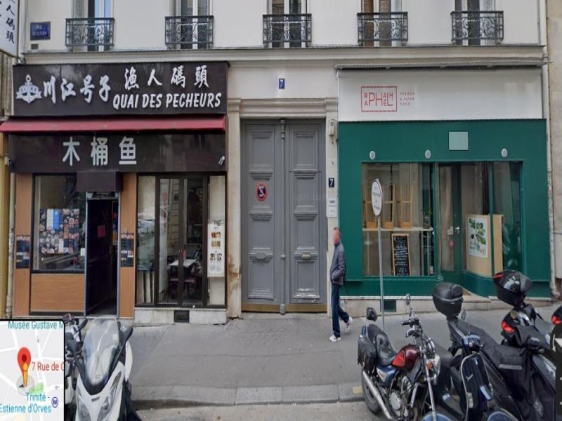 Vente de parking - Paris 9 - 7 rue de Clichy
