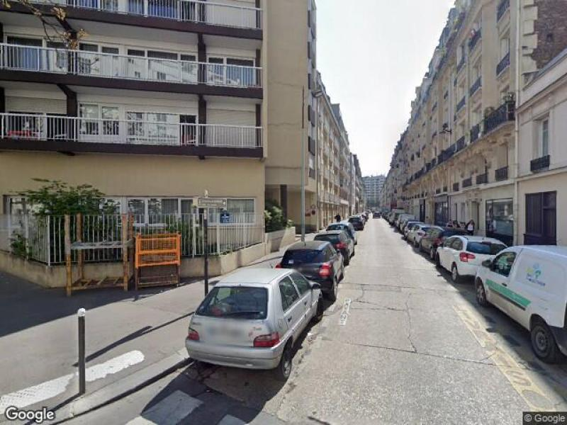 Place de parking à louer - Paris 75015 - 10 Avenue Félix Faure, Paris 15e Arrondissement, Île-de-France, France - 110 euros