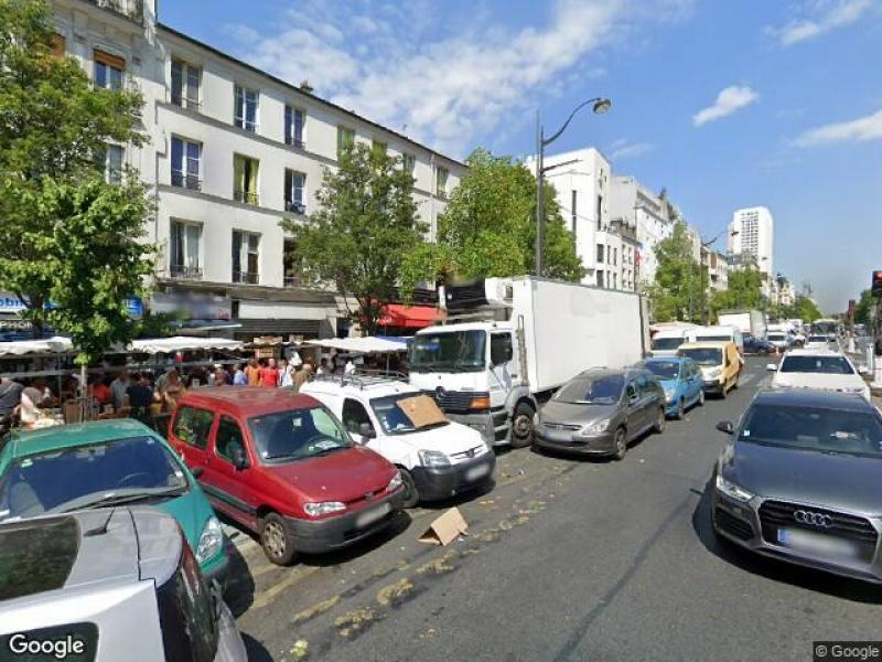 Place de parking à louer - Paris 75013 - 36 Avenue d'Italie, Paris 13e Arrondissement, Île-de-France, France - 65 euros