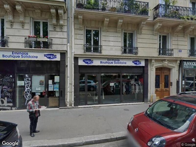Location de parking - Paris 9 - 63 boulevard de Rochechouart